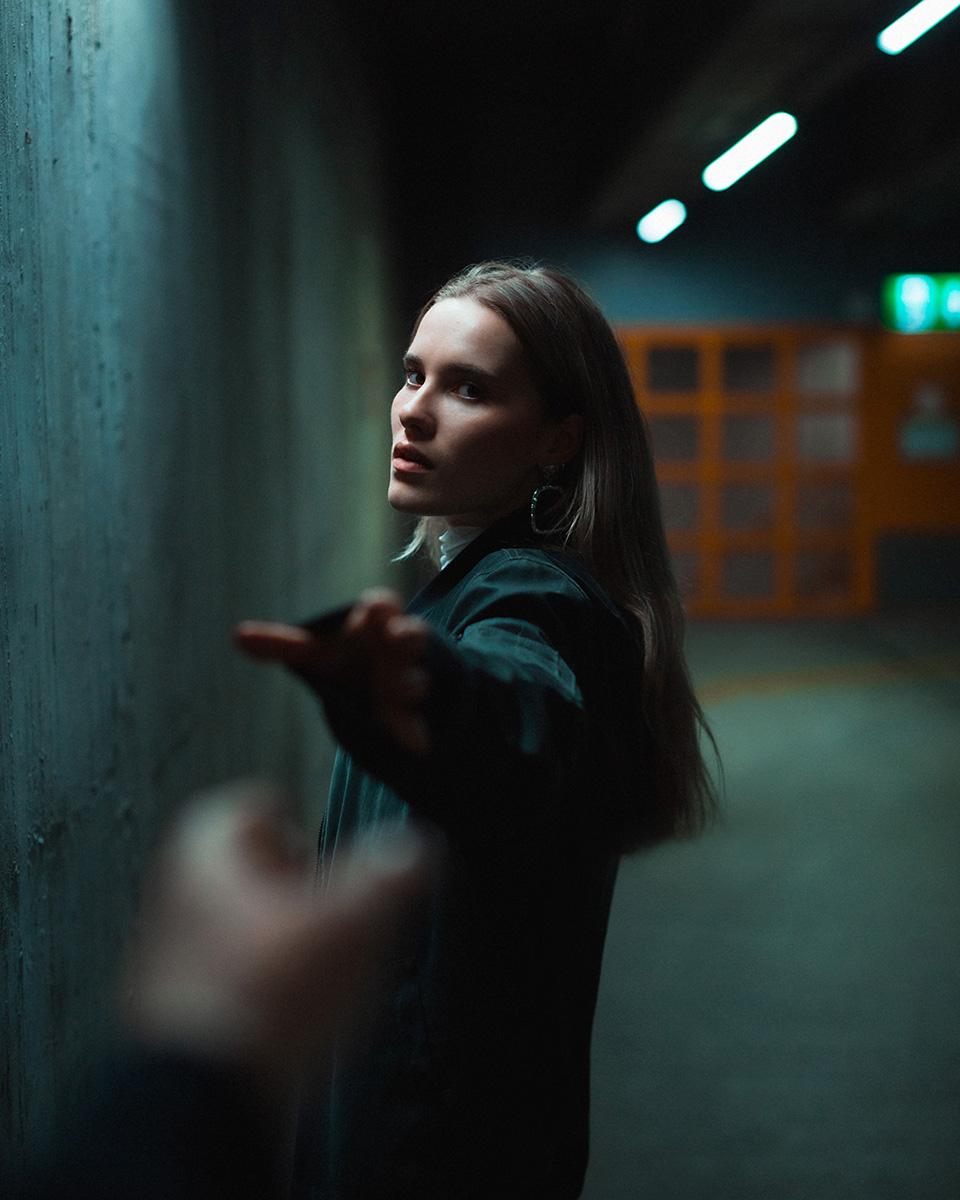 Huting.net Jurriaan Nijmegen Portretfotografie Lookbook Brechje